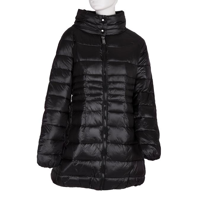 Ladies' quilted jacket bata, black , 979-6166 - 13