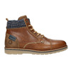 Men's Ankle Boots bata, brown , 896-3669 - 26