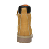 Leather Ankle Boots weinbrenner, yellow , 896-8669 - 16