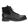 Ladies' winter boots weinbrenner, black , 596-6672 - 26