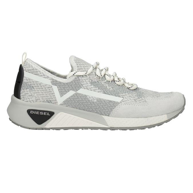 Ladies' sporty sneakers diesel, white , 509-1760 - 16