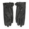 Ladies' leather gloves bata, black , 904-6129 - 16