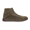 Brushed leather ankle sneakers diesel, brown , 803-4629 - 16